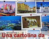 Una cartolina dai nostri amici